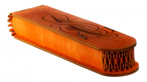 Футляр для ручки деревянный